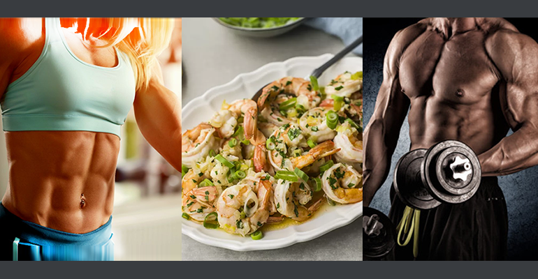 Two Protein Rich Recipes for Muscle